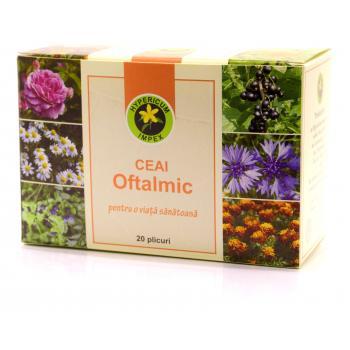 Ceai oftalmic 20 pl HYPERICUM