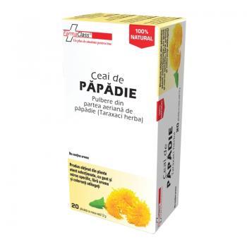 Ceai papadie 20 pl FARMACLASS