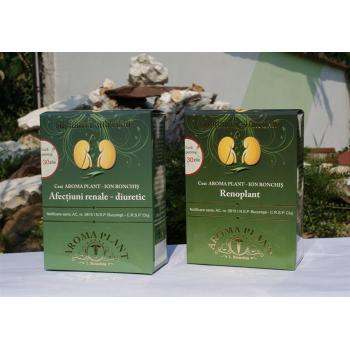 Ceai pentru afectiuni renale, diuretic 350 gr AROMA PLANT