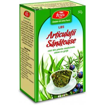 Ceai pentru articulatii sanatoase 50 gr FARES