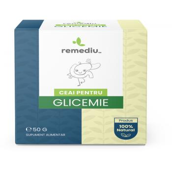Ceai pentru diabet, glicemie 50 gr REMEDIU