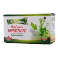 Ceai pentru hipertensivi