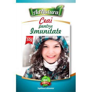 Ceai pentru imunitate 50 gr ADNATURA