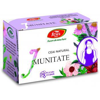 Ceai pentru imunitate 20 pl FARES