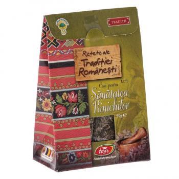 Ceai pentru sanatatea rinichilor u71 50 gr FARES