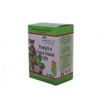 Ceai prostata si vezica urinara  100 gr NATURA PLANT POIENI