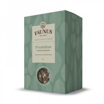 Ceai prostatus 90 gr FAUNUS PLANT