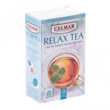 Ceai relax tea 20 pl CELMAR