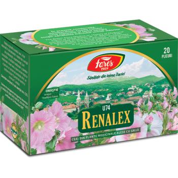 Ceai renalex 20 pl FARES