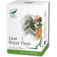 Ceai royal tonic