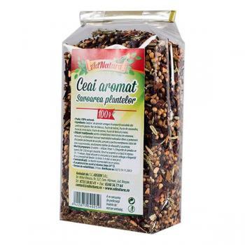 Ceai savoarea plantelor aromat  100 gr ADNATURA