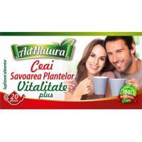 Ceai savoarea plantelor vitalitate
