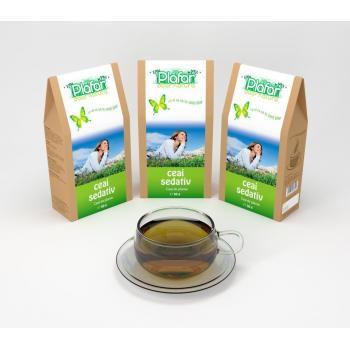 Ceai sedativ 50 gr PLAFAR