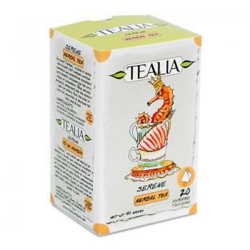 Ceai serene 20 pl TEALIA