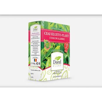 Ceai silueto-plant (cura de slabire) 150 gr DOREL PLANT