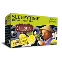 Ceai sleepytime decaf green tea