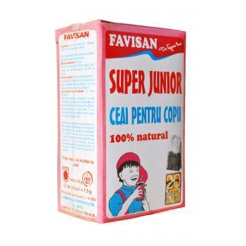 Ceai super junior d007 20 pl FAVISAN