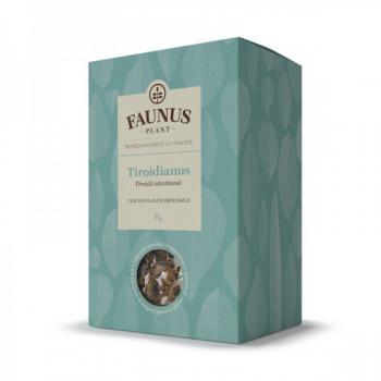 Ceai tiroidianus 90 gr FAUNUS PLANT