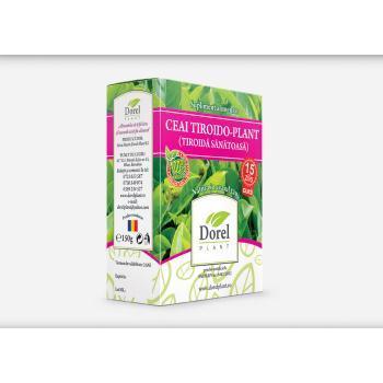 Ceai tiroido-plant (tiroida sanatoasa) 150 gr DOREL PLANT