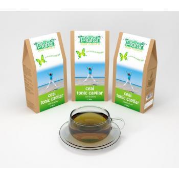 Ceai tonic capilar 50 gr PLAFAR
