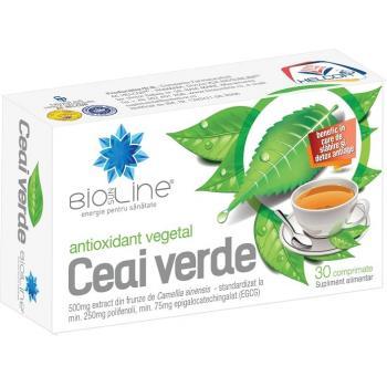 Ceai verde 30 cpr BIO SUN LINE