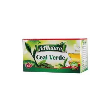 Ceai verde  20 pl ADNATURA