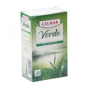 Ceai verde 20 pl CELMAR