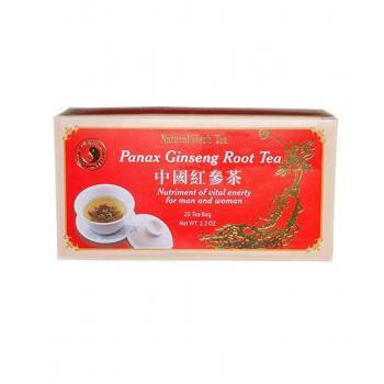 Ceai verde cu ginseng root&leaf 20 pl MIXT COM