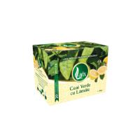 Ceai verde cu lamaie premium
