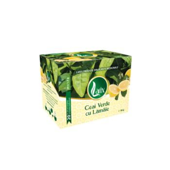 Ceai verde cu lamaie premium 20 pl LARIX