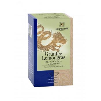 Ceai verde cu lemongrass 18 pl SONNENTOR