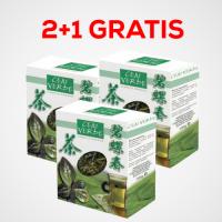 Ceai verde 100gr PROMO 2+1 GRATIS PARAPHARM