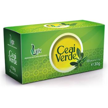 Ceai verde 20 pl LARIX