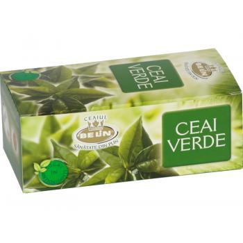 Ceai verde 20 pl BELIN