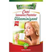 Ceai vitaminizant savoarea plantelor