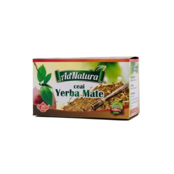 Ceai yerba mate  20 pl ADNATURA