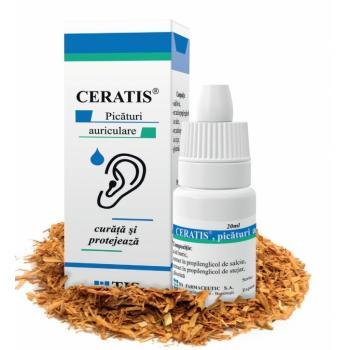 Ceratis, picaturi auriculare 20 ml TIS