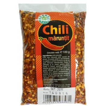 Chili maruntit 100 gr HERBALSANA
