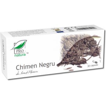 Chimen negru 30 cps PRO NATURA