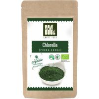 Chlorella pudra ecologica