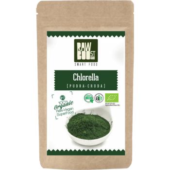 Chlorella pudra ecologica 125 gr RAWBOOST