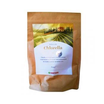 Chlorella pulbere 250 gr PARAPHARM