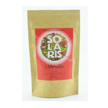 Chlorella pulbere  75 gr SOLARIS