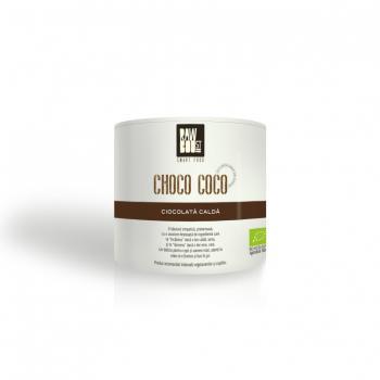 Choco coco ciocolata calda eco 200 gr RAWBOOST