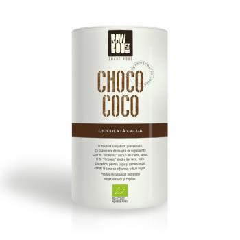 Choco coco ciocolata calda eco 400 gr RAWBOOST