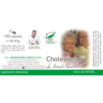 Cholesteran 150 cps PRO NATURA