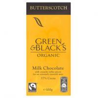 Ciocolata organica cu lapte si caramel