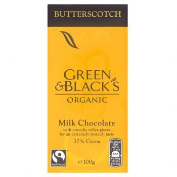 Ciocolata organica cu lapte si caramel 100 gr UNICORN NATURALS