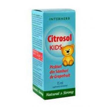 Citrosol kids 15 ml INTERHERB