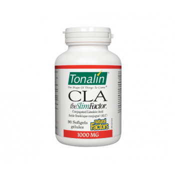 Cla tonalin – the slim factor – 1000 mg 90 cpr NATURAL FACTORS